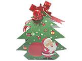 AN-1 �rvore de Natal, Medidas: 5.5 X 5.5 X 5 / 12 cm