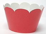 Mini Wrapper Liso Vermelho