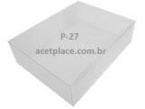 P-27, Medidas: 13 X 7.5 X 3.5 cm