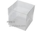 PMB-4 plástico, Medidas: 5 X 5 X 5 cm