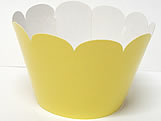 Wrapper Liso Amarela