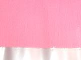 Papel Crepom Rosa Liso para Bem Casado Jardineira