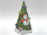 Cone-1 Natal para Cone Trufado, Medidas: 7 X 7 X 12 cm