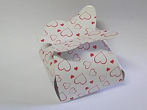 PB-1 Caixa Borboleta Coração