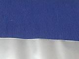 Papel Crepom para Bem Casado Liso Azul Escuro Jardineira