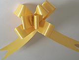 Laço Pequeno Ouro Liso