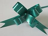 Laço Pequeno Verde Escuro Liso