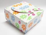 PC-1 Caixa Coração Flor, Medidas: 6.5 X 6.5 X 3 cm