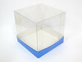 PMB-3 Lisa Azul Escuro, Medidas: 7.5 X 7.5 X 7.5 cm