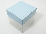 PMB-4 Lisa Azul Claro