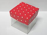 PMB-6 Poa Vermelha, Medidas: 6 X 6 X 6 cm