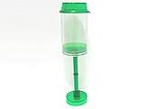 Push PopCake Verde Ref.698 BWB, Medidas: 4.5 X 4.5 X 7 cm