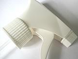 Válvula Gatilho Branca, Medidas: 2.8 X 2.8 X 6 cm