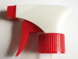 Válvula Gatilho Vermelha, Medidas: 2.8 X 2.8 X 6 cm