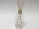 Aromatizador 500ml Ouro, Medidas: 7.5 X 7.5 X 25 cm