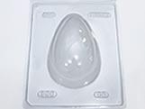 Forma com Silicone Ovo de Páscoa 350g Ref.50 BWB