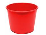 Balde Vermelho 1,5L