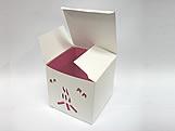 DV-11 Fogueira com Forro Pink, Medidas: 8.5 X 8.5 X 8 cm