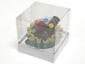 Caixa para 1 Cupcake Padrão Combo-11