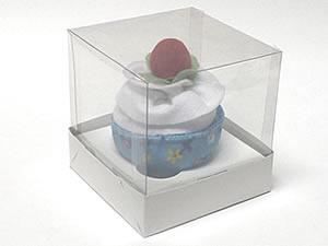 Caixa para 1 Cupcake Padr�o Combo-13
