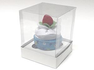 Caixa para 1 Cupcake Padr�o Combo-14