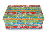 Caixa Organizadora Pequena Infantil1, Medidas: 35 X 25 X 14 cm