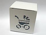 DV-10 Carrinho de Bebê com Forro Azul Marinho, Medidas: 8.5 X 8.5 X 8 cm