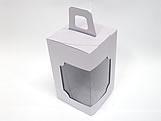 DV-12 Lisa Lilas, embalagem com visor