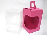 DV-12 Lisa Pink, embalagem com visor, Medidas: 6 X 6 X 10 cm