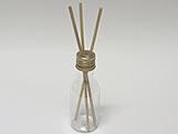 Aromatizador 50ml Ouro, Medidas: 3.5 X 3.5 X 15 cm