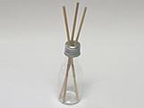 Aromatizador 50ml Prata, Medidas: 3.5 X 3.5 X 15 cm