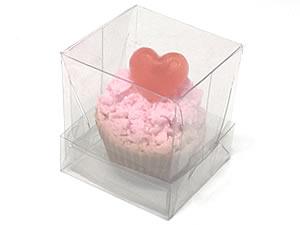 Caixa para 1 Mini Cupcake Combo-8