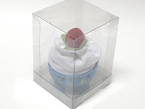 Caixa para 1 Cupcake Padr�o Combo-22