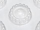 Forma com Silicone Biscoito Recheado Morango 15g Ref.874 BWB