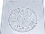 Forma CD Boas Festas 75g Ref.724 BWB