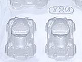 Forma Carrinho 28g Ref.720 BWB