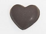 Forma Coração Mini 5g Ref.242 BWB, Medidas: 24 x 18.5 x 0.6 cm