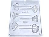 Forma Pirulito Guarda-Chuva 15g Ref.1396 BWB