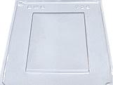 Forma Placa Lisa 130g Ref.726 BWB