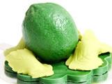 Forma com Silicone Trufa Limão 45g Ref.819 BWB
