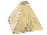 Forma com Silicone Trufa Pirâmide 15g Ref.1140 BWB