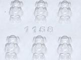 Forma Ursinho 5g Ref.1158 BWB