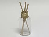 Aromatizador 30ml Ouro, Medidas: 3.7 X 2.4 X 10 cm