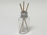 Aromatizador 30ml Prata, Medidas: 3.7 X 2.4 X 10 cm