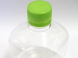 Frasco Quadrado 350ml com tampa Verde Claro, Medidas: 7.5 X 7.5 X 12 cm