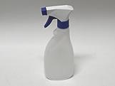 Frasco para Limpeza Natural com Valvula Gatilho Azul