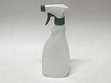 Frasco para Limpeza Natural com Valvula Gatilho Verde