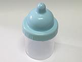 Mamadeira Azul 40ml, Medidas: 4 X 4 X 7 cm