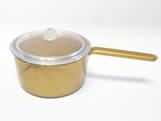 Mini Panela Ouro, Medidas: 8.5 X 4.5 X 3 cm