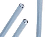 Canudo Palito para Pirulito Médio Azul nº14 Ref.224 BWB
